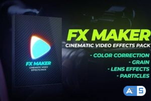 Videohive FX Maker Video Effects Pack 28838735
