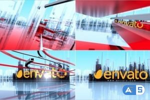 Videohive City Logo Reveal 23439040