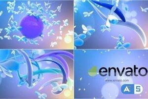 Videohive Colorful Festive Logo 22594158