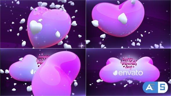 Videohive Valentines Day Opener 23190623