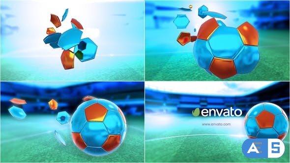 Videohive Football Logo Reveal 22508459