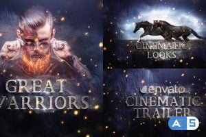 Videohive Cinematic Trailer Titles 22705895
