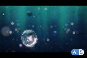Videohive Rising Drop Logo Reveal 23595720