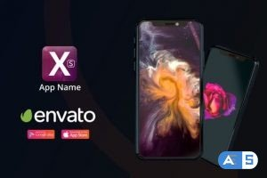 Videohive App Promo XS 23176858