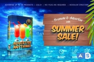 Videohive Summer Sale! 20331564