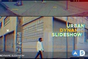 Videohive Urban Dynamic Slideshow 20136702
