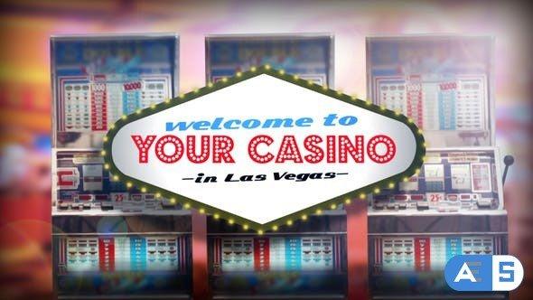 Videohive Slot Machine Logo 29058147