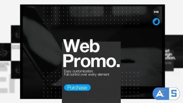 Videohive Web Presentation 13752377
