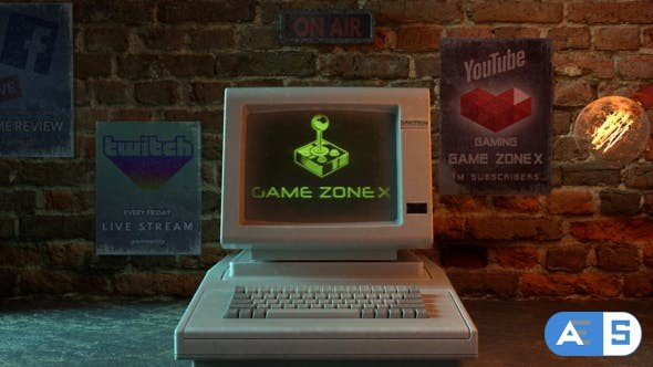 Videohive Spectrum 2 – Live Stream Opener 29164906