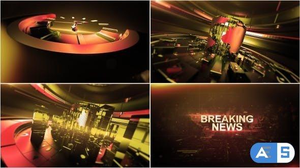 Videohive Breaking News 25051074