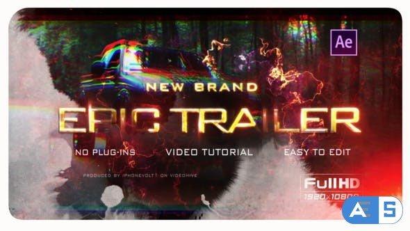 Videohive Epic Trailer 3 in 1 28512056