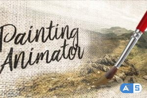 Videohive Painting Animator 21810828