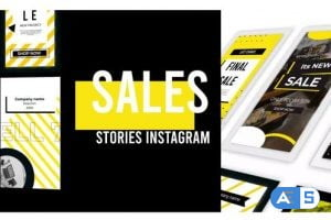 Videohive Sales Stories Instagram 28944522
