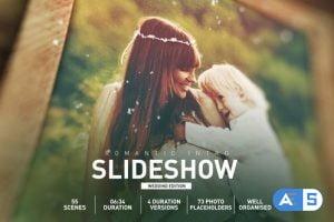 Videohive Romantic Wedding Intro Slideshow 28950021