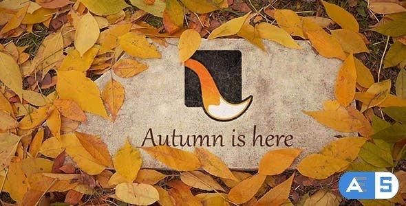 Videohive The Autumn Stone Logo 18600013