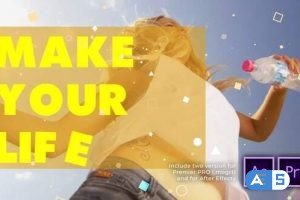 Videohive 100 Shots of Summer Typography Kinetic Slideshow 29360617