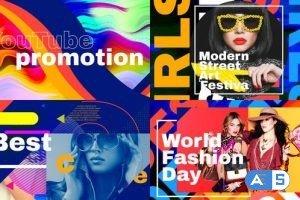 Videohive World Fashion Day – Promo 29449470