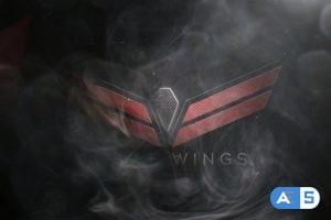 Videohive Smoke Logo Reveal 29285672