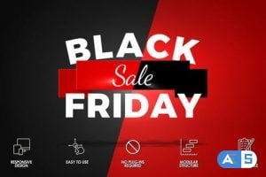 Videohive Black Friday Commercial 22707000
