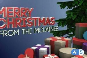 Videohive Christmas Greetings 6237989