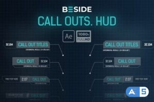 Videohive Call Outs HUD 23163543