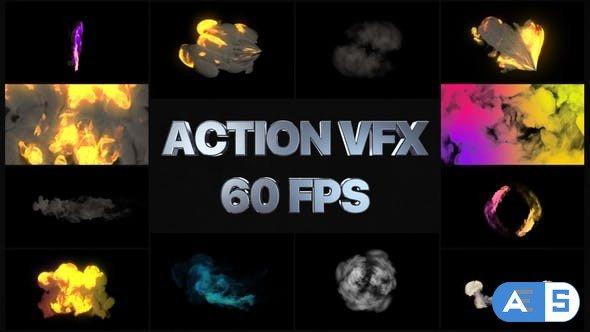 Videohive VFX Elements | FCPX 26138439