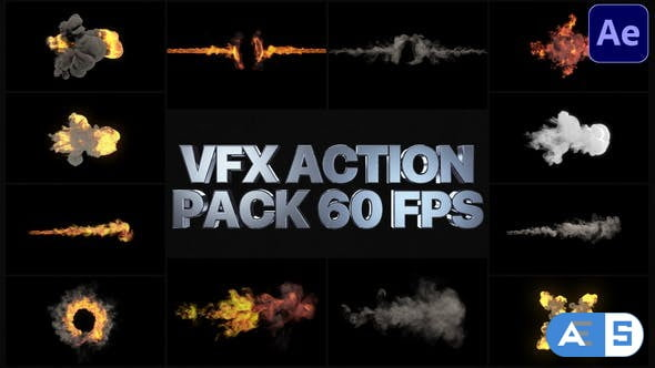 Videohive VFX Action Pack   After Effects 29385166