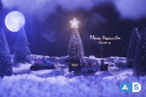 Videohive Christmas Tale 25125436
