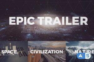 Videohive Cinematic Trailer – Epic Trailer 20172737