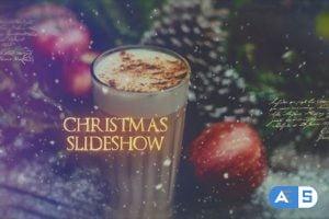 Videohive Christmas Slideshow 23050156