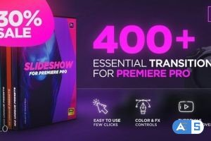 Videohive Essential Transitions 26723089