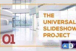 Videohive Universal Slideshow 29360610