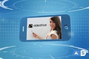 Videohive Mobile Presentation 5429381