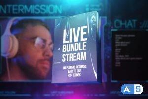 Videohive Live Stream Bundle 29201197