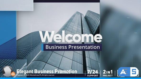 Videohive Corporate Business Presentation 27502653