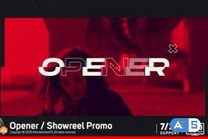 Videohive Opener / Showreel Promo 29409915