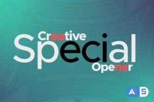 Videohive Creative Special Opener 29369379