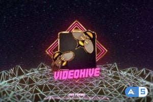 Videohive Retro VHS Logo 23864590
