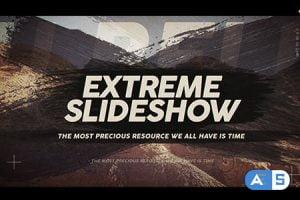 Videohive Extreme Slideshow 18046894