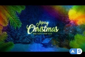 Videohive Christmas Wishes I Opener 21097560