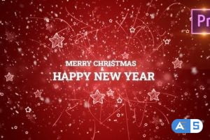 Videohive Christmas Sparkle Greetings_Premiere PRO 29622198
