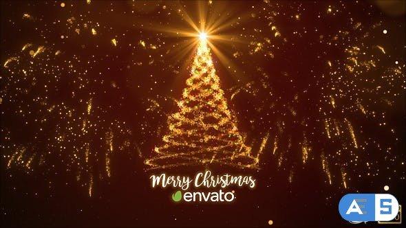 Videohive Christmas Logo – Apple Motion 20961941
