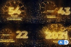 Videohive New Year Countdown_2021 29805262