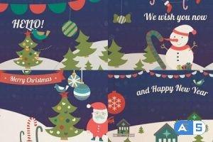 Videohive Christmas Opener 9600045