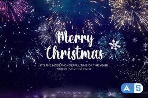 Videohive Christmas Greeting 29746250