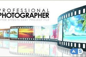 Videohive Professional Photographer 547897