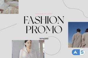 Videohive Typographic Fashion Promo 29665716