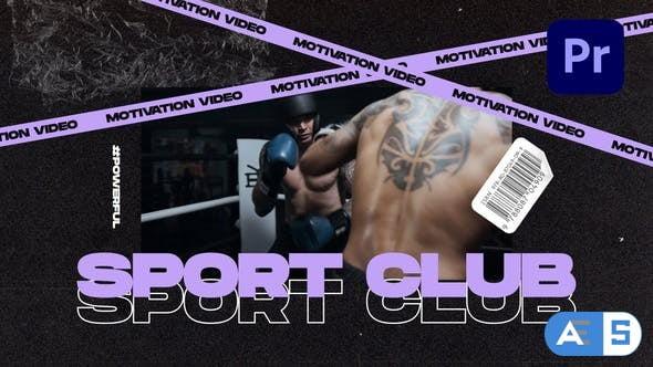 Videohive Sports Typographic Promo 29798820