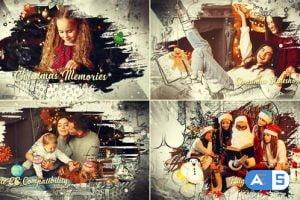 Videohive Christmas Creative Memories 29622697