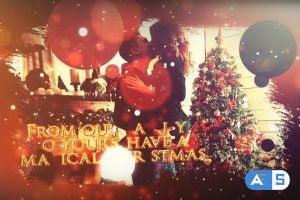 Videohive Christmas Promo 29565403